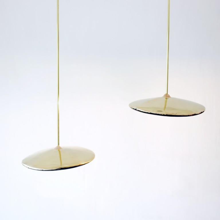 - Brass - Hanging lamp